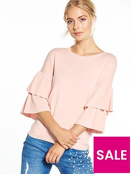 v-by-very-tiered-frill-jumper
