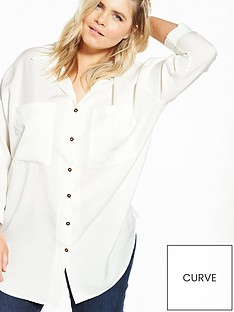 v-by-very-curve-turn-back-utility-shirt