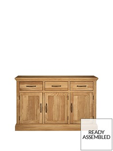luxenbspcollection-kingston-100-solid-wood-ready-assembled-large-sideboard
