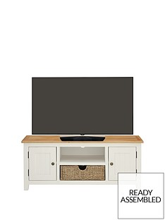 Luxe Collection - Clovely Ready Assembled Large TV Unit - fits up to 55 Inch TV
