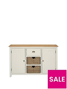 luxe-collection--nbspclovelynbsppainted-ready-assembled-large-sideboard-with-storage-baskets