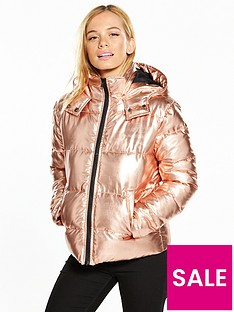 v-by-very-petite-metallic-padded-coat-rose-gold