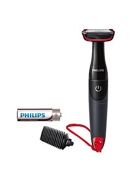 Philips Series 1000 Body Groomer With Skin Protector Guards - Bg105/10