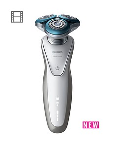 philips-nbspseries-7000-wet-amp-dry-mens-electric-shaver-s753050-with-beard-trimmer-amp-exfoliation-brush