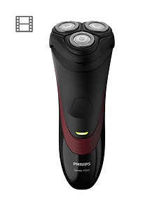 Philips Series 1000 Dry Mens Electric Shaver - S1320/04