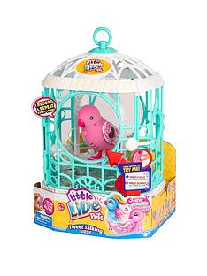 little-live-pets-little-live-pets-tweet-talking-bird-with-cage