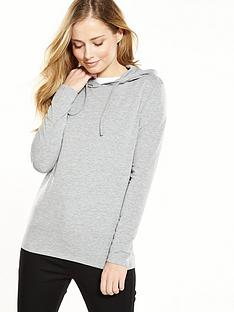 v-by-very-plain-jersey-hoody