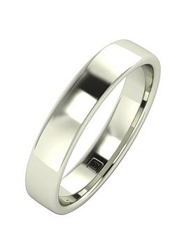 love-gold-9ct-gold-premier-collection-4mm-heavy-weight-wedding-band