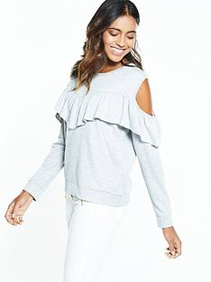 v-by-very-cold-shoulder-ruffle-sweat-top