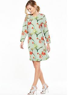 yas-long-sleeve-cactus-dressnbsp