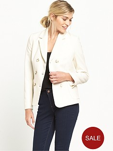 french-connection-sundae-suiting-blazer-summer-white