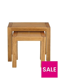 luxe-collection---grantham-100-solid-oak-ready-assembled-nest-of-2-tables