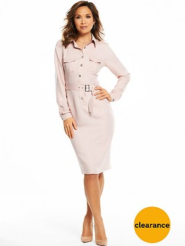 myleene-klass-button-front-shirt-dress-blush