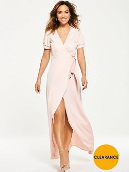 myleene-klass-maxi-length-wrap-dress
