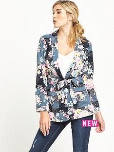 oasis-oasis-lotus-print-soft-blazer