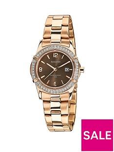 accurist-accurist-chocolate-dial-stone-bezel-rose-bracelet-ladies-watch