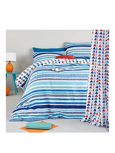 pixel-stripe-fitted-bed-sheet-twin-pack