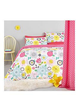 catherine-lansfield-floral-patchwork-double-duvet-twin-pack