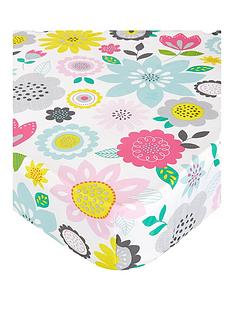 floral-patchwork-fitted-bed-sheet-twin-pack