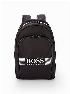 hugo-boss-logo-backpack