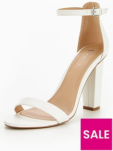 v-by-very-petals-block-heeled-ankle-strap--white