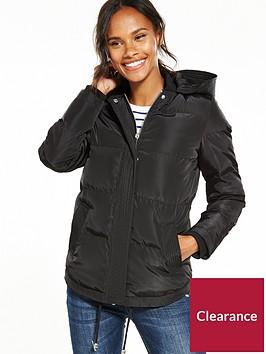 v-by-very-hooded-short-padded-coat-black