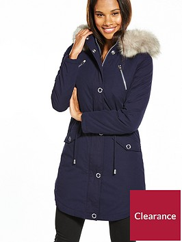 v-by-very-ultimatenbsphooded-coat-with-eyelet-trim
