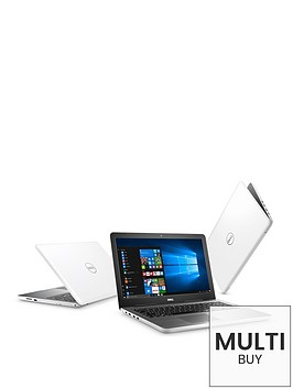 dell-inspiron-15-5000-series-amd-a6-8gb-ram-1tb-hard-drive-dvdcd-drive-156-inch-hd-laptop-with-optional-microsoft-office-365-home-ndash-white