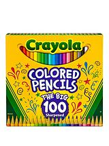 100 Colouring Pencils C