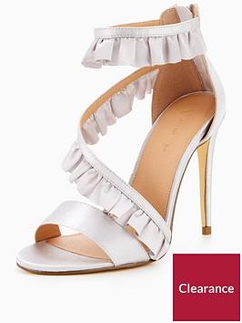 v-by-very-gisele-asymmetric-frill-heeled-sandal-silver-metallic