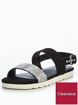 v-by-very-sasha-wide-fit-sporty-flat-sandal--black