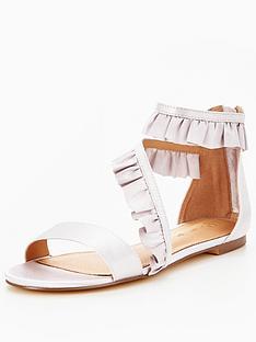 v-by-very-ariel-asymmetric-frill-flat-sandal-silver-metallic