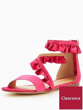 v-by-very-ariel-asymmetric-frill-flat-sandal--pink