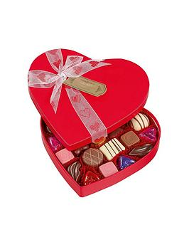 van-roy-luxury-heart-box-chocolates-300g