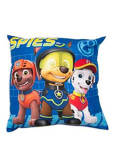 paw-patrol-spy-square-cushion
