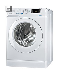 Indesit Innex BWD71453W7kg Load, 1400 SpinWashing Machine - WhiteA+++ Energy Rating