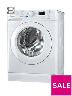 Indesit Innex BWA81483XW 8kg Load, 1400 Spin Washing Machine - WhiteA+++ Energy Rating