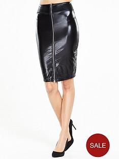 ann-summers-zuri-skirt-black