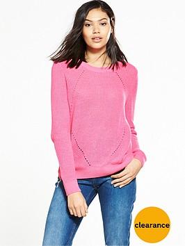 noisy-may-ls-open-knit-top