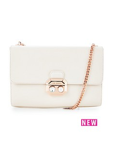 ted-baker-crystal-and-pearl-lock-crossbody-natural