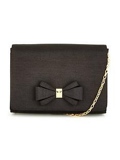ted-baker-bow-detail-evening-bag