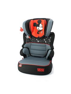 Disney Disney Mickey Befix SP Group 2-3 High Back booster Seat
