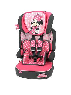 Minnie Mouse Minnie Mouse Beline SP Group 123 High back Booster Seat