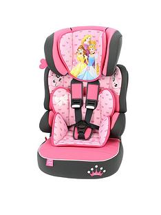 Disney Princess Princess Beline SP Group 123 Car High Back Booster Seat