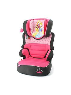 Disney Princess Befix SP Group 2-3 High Back Booster Seat