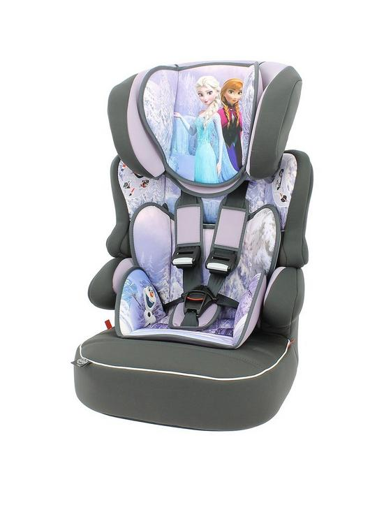 f51fabebddcd Disney Frozen Frozen Beline SP Group 123 Car High Back Booster Seat ...