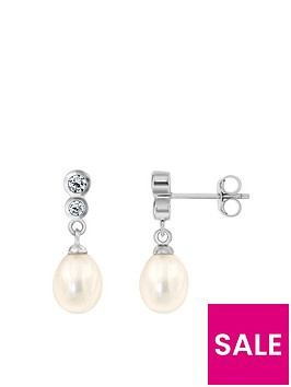 love-pearl-sterling-silver-rhodium-plated-cubic-zirconia-and-fresh-water-pearl-drop-stud-earrings