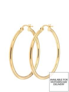 bracci-bracci-9ct-yellow-gold-28mm-hoop-creole-earrings