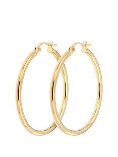 love-gold-bracci-9ct-yellow-gold-28mm-hoop-creole-earrings