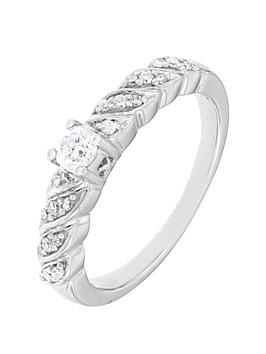 love-diamond-sterling-silver-rhodium-plate-25-point-diamond-ring